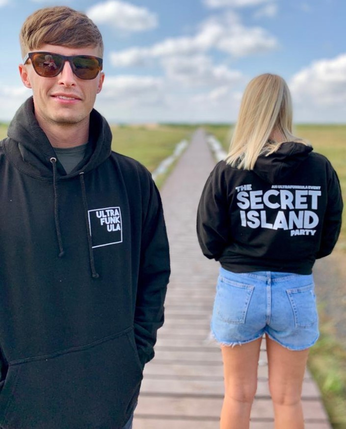 The Secret Island Party Hoodie